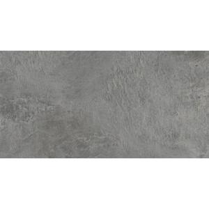 Bodenfliese 'Tempio' anthrazit 30,2 x 60,4 cm