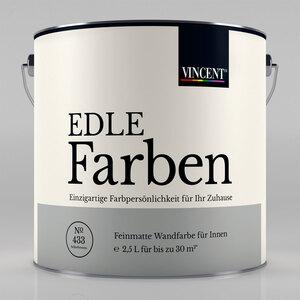 "Vincent              Edle Farbe ""Schieferstein"", 2,5 L"