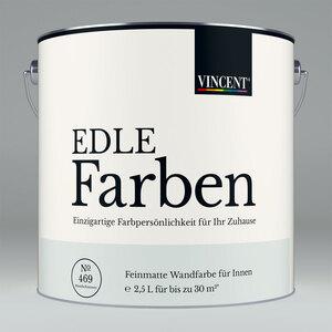 """Vincent              Edle Farbe """"Mondschimmer"""", 2,5 L"""