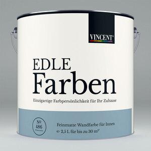 """Vincent              Edle Farbe """"Winternacht"""", 2,5 L"""