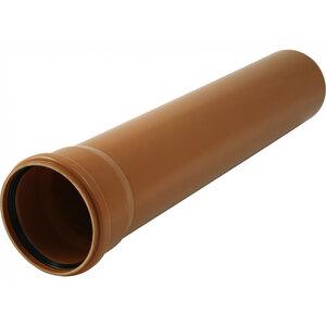 Marley              KG-Rohr mit Steckmuffe, 110⁄500 mm