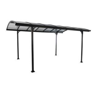 Aluminium-Carport, 290x500 cm