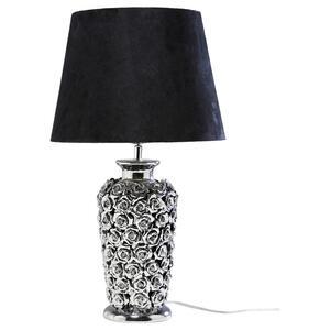 Kare-Design Tischleuchte  Rose Multi  Schwarz