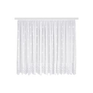 Ambiente Fertigvorhang halbtransparent 444/175 cm  Tirai  Weiß