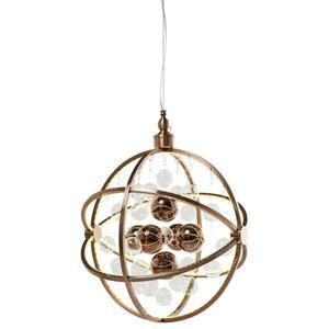 Kare-Design Hängeleuchte  Universum Copper  Kupfer