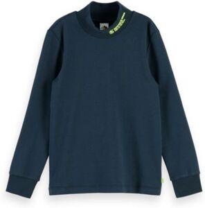 Langarmshirt mit Rollkragen  grün Gr. 152 Jungen Kinder