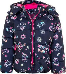 Winterjacke  dunkelblau Gr. 104 Mädchen Kleinkinder