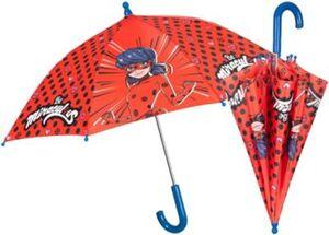 Miraculous Regenschirm, 45/8 rot-kombi