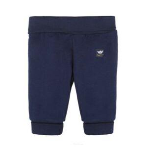 Hose Stummer Jerseyhosen  blau Gr. 74 Jungen Baby