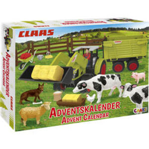 Adventskalender Claas 2019