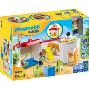 PLAYMOBIL® 1.2.3 70399 Mein Mitnehm-Kindergarten