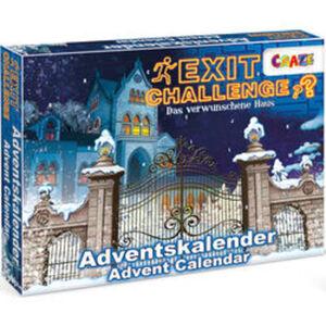 Adventskalender Exit Challenge – Das verwunschene Haus 2020