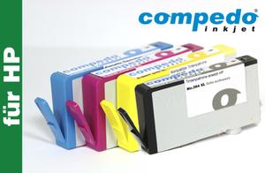 Druckerpatrone für HP 364XL 3er Multipack (C/M/Y)