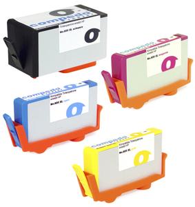 Druckerpatrone für HP 920XL gelb