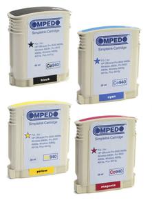 Druckerpatrone für HP 940XL gelb