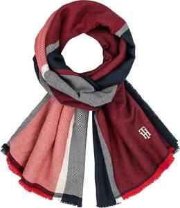 Tommy Hilfiger, Schal Blanket in rot, Tücher & Schals für Damen