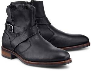 COX, Biker-Boots in schwarz, Boots für Herren