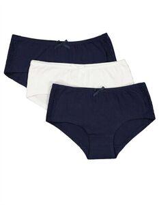 Mädchen Panty im 3er-Pack
