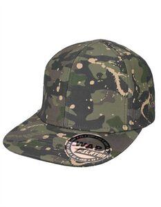 Jungen  Basecap mit Camouflagemuster