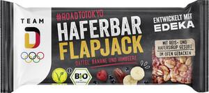 EDEKA Bio Haferbar Flapjack Team Deutschland Frucht 60G
