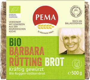 Pema Bio Barbara Rütting Brot Bioland 500 g
