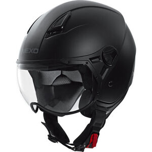 Demi Jet Helm City II