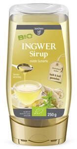 BFF Bio Ingwer Sirup milde Schärfe 250 g