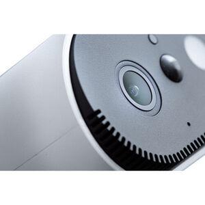 ABUS Überwachungskamera WLAN Akku Cam mit Basisstation (2er