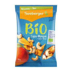 Seeberger Bio Cashew-Mango 110G