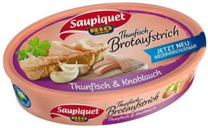 Saupiquet Brotaufstrich Thunfisch & Knoblauch 115 g