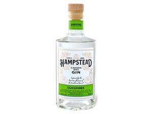 Hampstead London Dry Gin Cucumber 40% Vol