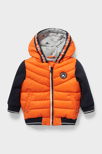 C&A Baby-Steppjacke, Orange, Größe: 68