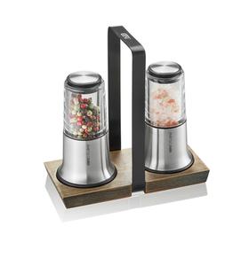 GEFU Salz-und Pfeffermühlen Set X-PLOSION
