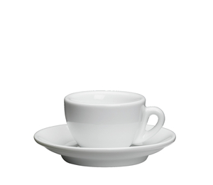 Cilio Espressotasse weiß ROMA