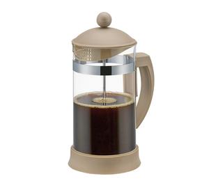 Cilio Kaffeebereiter taupe MARIELLA