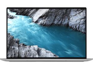DELL XPS 9300-6892, Notebook mit 13,4 Zoll Display Touchscreen, Core™ i7 Prozessor, 32 GB RAM, 2 TB SSD, Intel® Iris™ Plus Grafik, Schwarz/Platinsilber