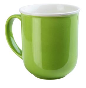Ritzenhoff & Breker Tasse dunkelgrün COLORI