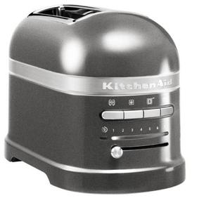 Kitchen Aid 2-er Toaster Med. Silber