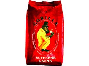 JOERGES Gorilla Super Bar Crema Kaffeebohnen (Kaffeevollautomaten, Siebträger_ Espresso)
