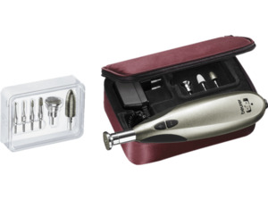 BEURER 570.30 MP 60 Maniküre-/Pediküreset Grau