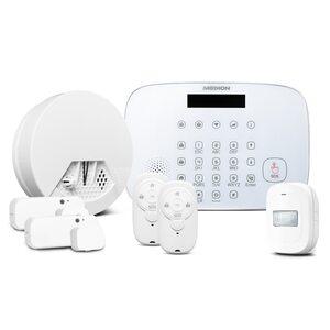 MEDION Smart Home Alarmsystem Zentrale P85731 inkl. umfangreichem Zubehör - Artikelset 2