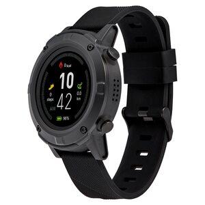 MEDION LIFE® GPS Sportuhr S2400, 1,3'' Farbdisplay, Herzfrequenzmesser, Multi-Sport Modi, integriertes GPS Modul, Staub- und Wasserschutz nach IP68