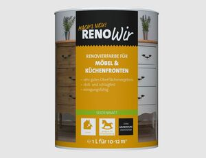 RENOWIR Renovierfarbe Möbel & Küchen