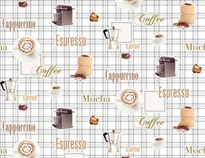 Vinyltapete Kaffee