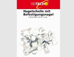 Nagelschellen 4 - 7mm