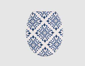 WC-Sitz Azulejos