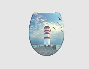 WC-Sitz Lighthouse