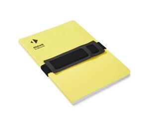 Notizbuch mit elastischem Band
