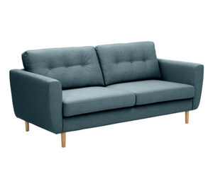 Max Winzer®-Sofa, 2,5-Sitzer »Kim«, blaugrau