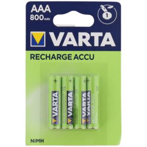 Varta Aufladbare AAA-Batterien